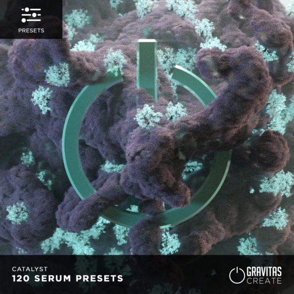 Gravitas Create - Catalyst - 120 Serum Presets