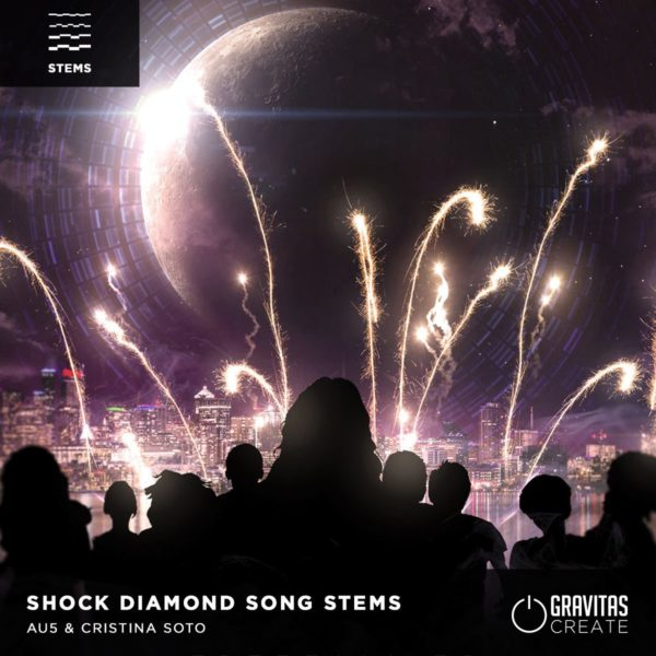 Au5 & Cristina Soto - Shock Diamond Song Stems
