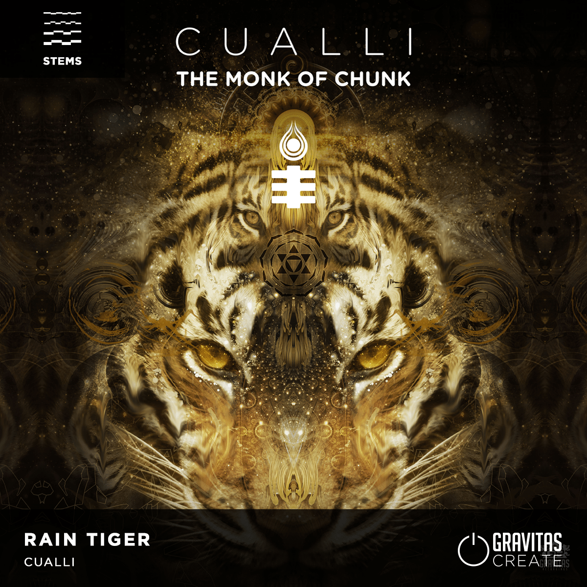 Cualli - Rain Tiger Stems