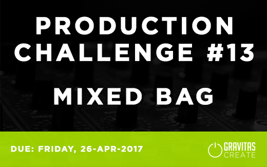 Production Challenge #13: Mixed Bag