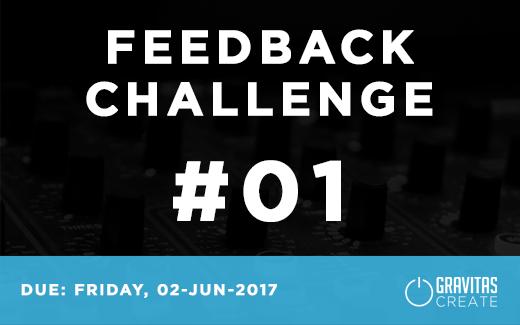 Feedback Challenge #01