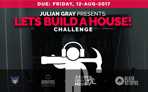 Production Challenge #19 Build A House