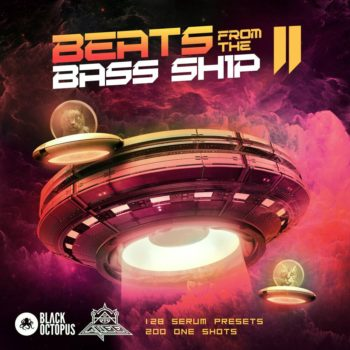 black-octopus-beats-from-the-bass-ship-ii-art-cover
