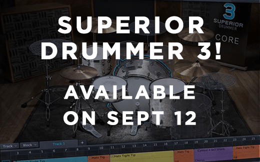 Superior Drummer 3 – Highlights & Overview