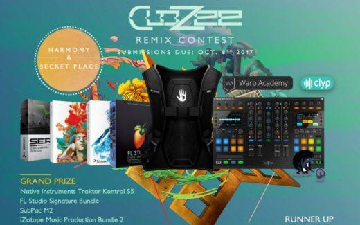 Clozee Harmony Remix Contest