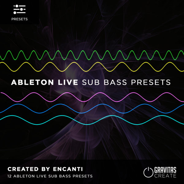 Ableton Live Sub Bass Presets