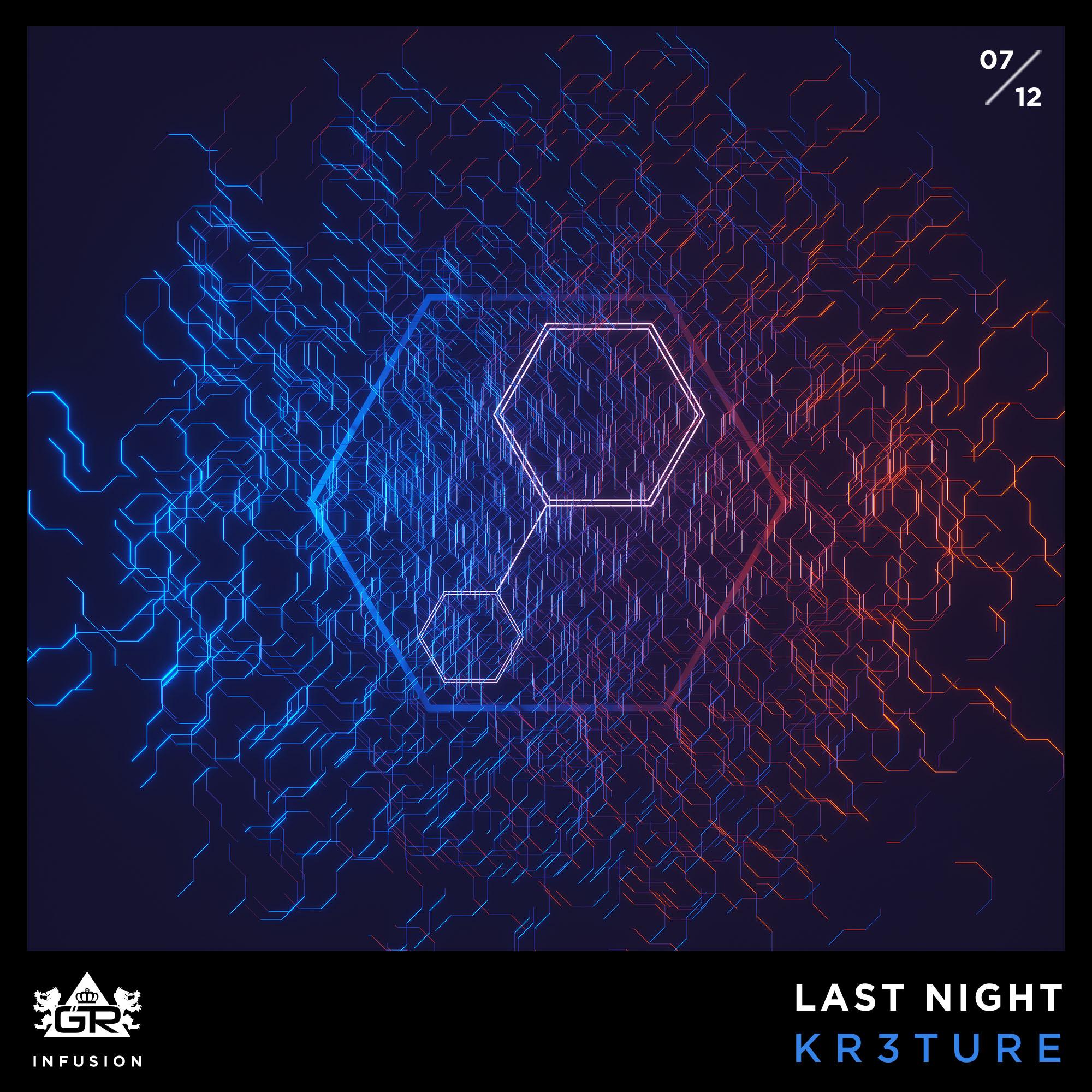 Kr3ture - Last Night Track Stems - Gravitas Create