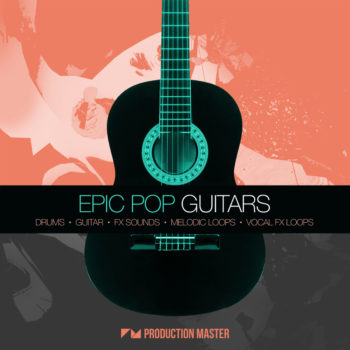 Epic Pop Guitars Product Image