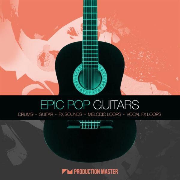 Epic Pop Guitars Product Image