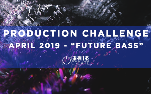 Production Challenge – April 2019