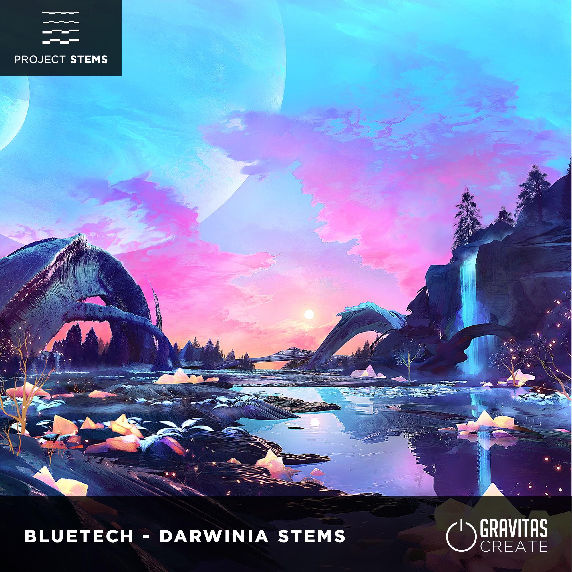 Bluetech - Darwinia Stems - Gravitas Create