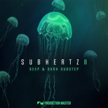 Subhertz Dubstep Sample Pack Artwork