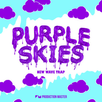 Production Master - Purple Skies - New Wave Trap