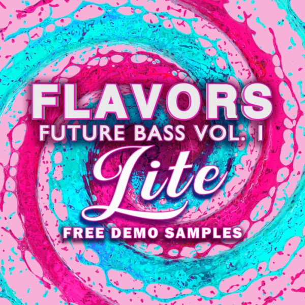 Flavors Future Bass Free Demo Samlpes