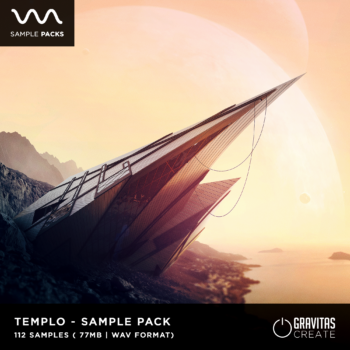 Templo Mountains Can't Cry Sample Pack