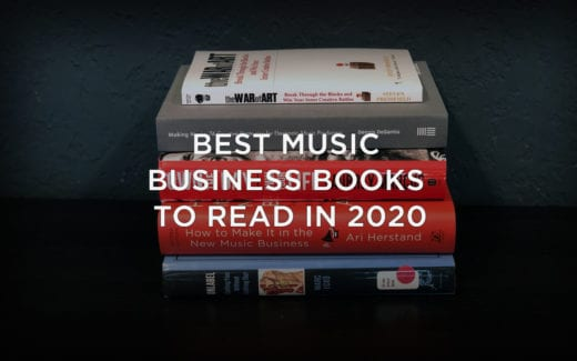 12 Music Business Books To Read In 2020