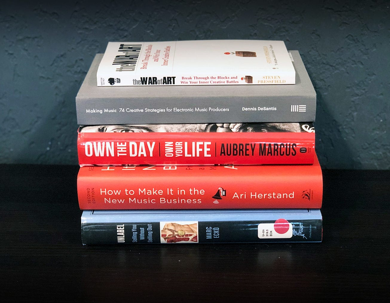 The Best Music Business Books To Read In 2020