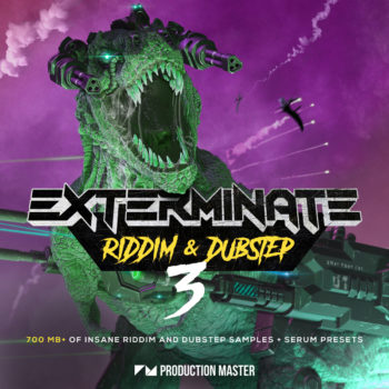 Production Master - Exterminate 3