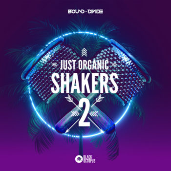 Black Octopus Sound - Just Organic Shakers 2 - 1000