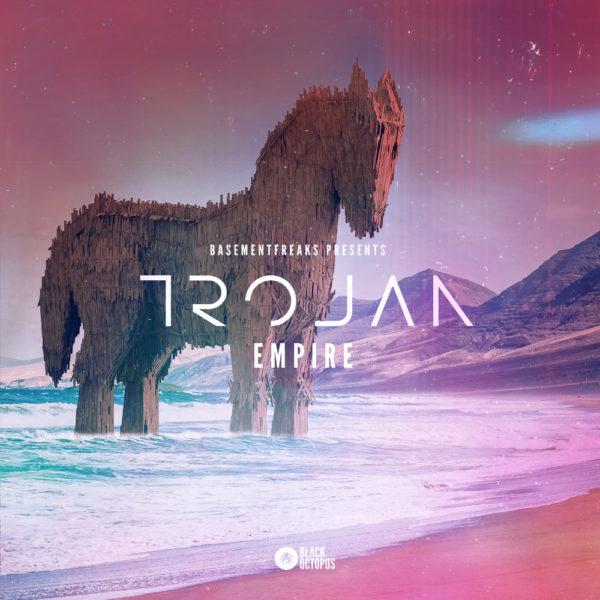 Black Octopus Sound - Trojan Empire by Basement Freaks