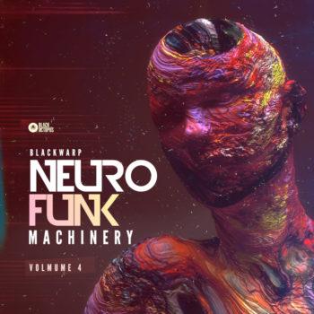 Black Octopus Sound - Neurofunk Machinery Vol. 4