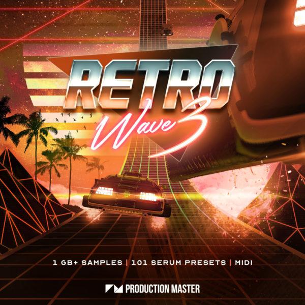 Production Master Retrowave 3