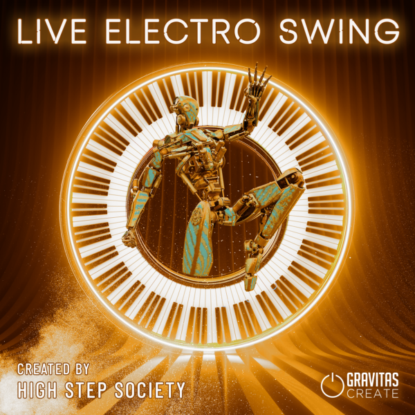 Live Electro Swing - High Step Society