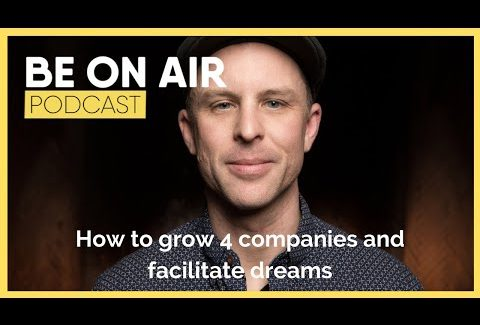 Be On Air Podcast: Founding an internationally renowned record label and making your podcast a hit with Jesse Brede
